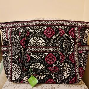 NWT Vera Bradley Extra Large Tote